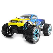 hsp 94111 1 10 scale 2 4ghz 70kmh rc truck 4wd bigfoot road