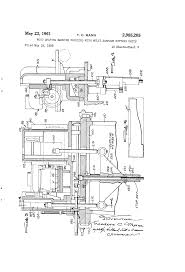 patent us2985205 wood shaping machine provided with multi