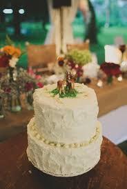 wedding cake bandung rustic chic wedding in bandung pine forest bridestory