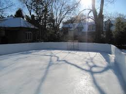 backyard ice rink boards home interior ekterior ideas