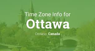 Map Of Time Zones In Canada by Daylight Saving Time Dates For Canada U2013 Ontario U2013 Ottawa Between