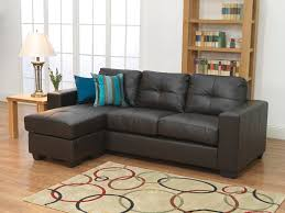 Brown Leather L Shaped Sofa Traditional Living Room Decoration With Gemona L Shaped Sofa Brown