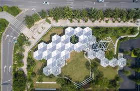hexagon house plans hex sys open architecture archdaily