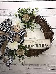 front door wreath all season wreath everyday wreath wall wreath