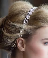 bridal headbands bridal headbands the pretty brown bridethe pretty brown
