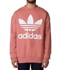 adidas sweater adidas adc fashion sweatshirt pink bq1806 651 jimmy jazz