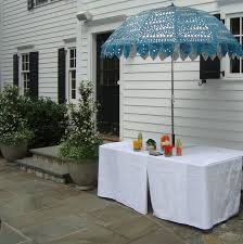 Pottery Barn Patio Umbrella by Best 25 Traditional Outdoor Umbrellas Ideas Only On Pinterest
