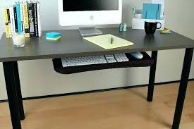 desk keyboard tray hinges keyboard drawer for desk attractive under desk keyboard tray inside