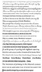 ken fraser calligrapher lettering pinterest different styles