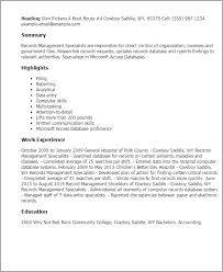 Medical Scribe Resume Example by Medical Records File Clerk Resume Examples File Clerk Sample