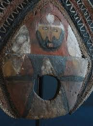 waken ornamental headpiece of the abelam from png catawiki