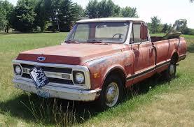 Vintage Ford Truck Camper - curbside classic 1969 chevrolet c20 custom camper u2013 a novel way