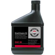 shop briggs u0026 stratton 18 oz 4 cycle 30w conventional engine oil