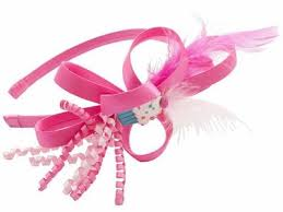 birthday ribbons editions fuchsia pink curly ribbons happy birthday cupcake