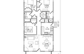 chicago bungalow floor plans bungalow house plans on narrow lots lot craftsman floor