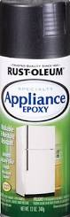 rust oleum epoxy appliance spray paint walmart com