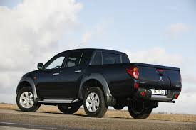 mitsubishi l200 2007 an extra seven inches and a bit more poke u2013 now what could you do