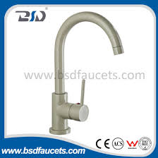 one handle kitchen faucets china mounted brass one handle kitchen faucets mixer colored surface