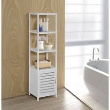 Bamboo Bathroom Furniture Bamboo Bathroom Furniture For Less Overstock