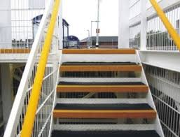 fiberglass stair tread covers national grating