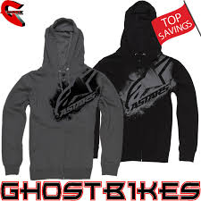 alpinestars 2013 genuine primer hooded fleece cotton zip up