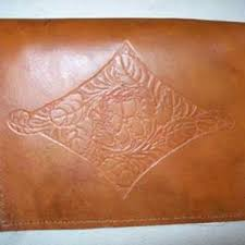 custom leather photo album buy a made leather photo album with tree of design made