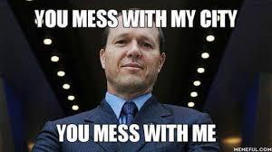 Cory Booker Meme - jerusalem mayor nir barkat subdues attacker becomes meme tablet