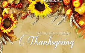 happy thanksgiving day to all of you festival collections