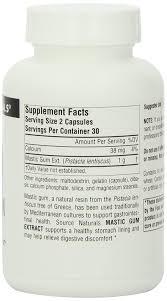 Mediterranean Kitchen Mastic Amazon Com Source Naturals Mastic Gum Extract 500mg 60 Capsules