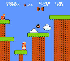 video game legend evolution mario noupe