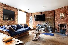 brick wall apartment exposed brick walls meet sustainable modern design in splendid