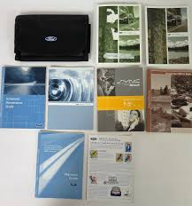 2009 ford escape owners manual guide book bashful yak