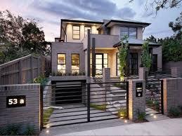 Impressive Design 7 Colonial Farmhouse Best 25 Modern House Facades Ideas On Pinterest Modern House