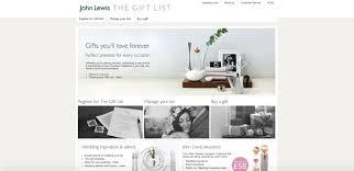 wedding fund websites top 5 wedding gift registry websites baker weddings