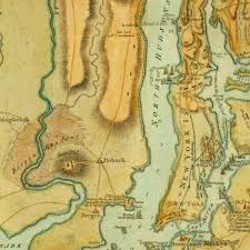 Maps Of New York by Battle Of Long Island Battle Of Brooklyn New York 1776