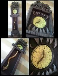 Nightmare Before Christmas Decorations Diy Disneyland U0027s Haunted Mansion 13 Hour Clock By Diy Nightmare Before