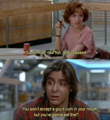Breakfast Club Meme - the breakfast club 1kplus molly ringwald claire standish movies