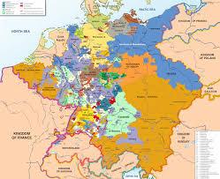 True Map Of The World by The True Story Behind Germany U0027s National Anthem