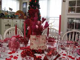 table decorations for valentine day 33 adorable red colour