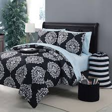 Damask Print Comforter Daria Reversible Comforter Set