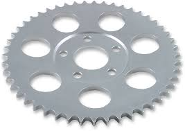 pbi chromate 49 tooth rear motorcycle sprocket 82 85 harley