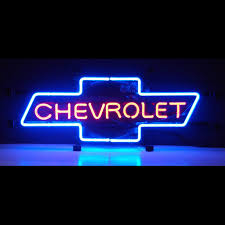 logo chevrolet wallpaper chevrolet bowtie neon sign ni 5chvbo 284 99 man cave plus