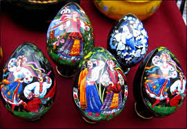 painted easter eggs ukrainian eggs travel with a challenge