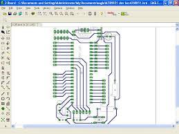pcb designer robo zone pcb designing with eagle