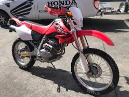 motocross bikes road legal 2005 honda xr250l road legal trail bike cooks honda