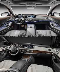 mercedes dashboard 2017 2017 mercedes s class vs 2013 mercedes s class dashboard indian