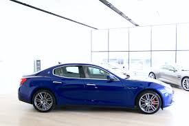 maserati blue 2017 2017 maserati ghibli s q4 stock 7nc061201b for sale near vienna