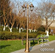 Backyard Light Pole by Compare Prices On Landscape Lighting Post Online Shopping Buy Low