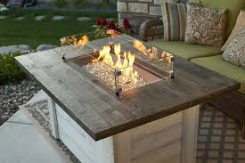 electric fire pit table alcott fire pit table a gorgeous fire table with a stunning flame