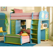 Girls Bunk Bed Furniture Mumbai - Kids bunk bed